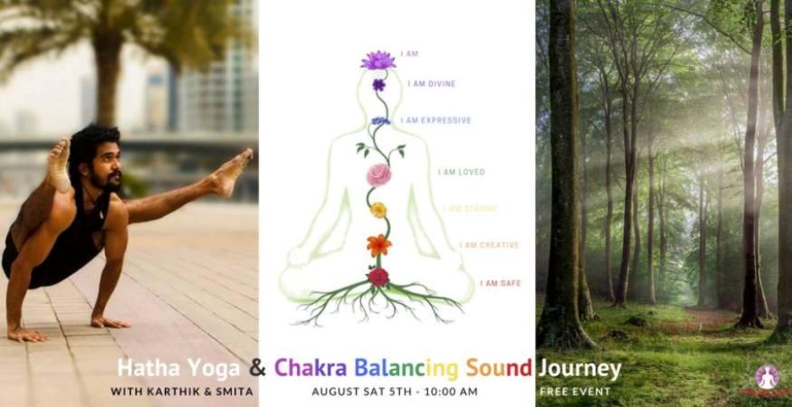 FREE Hatha Yoga Class And Balancing Sound Journey