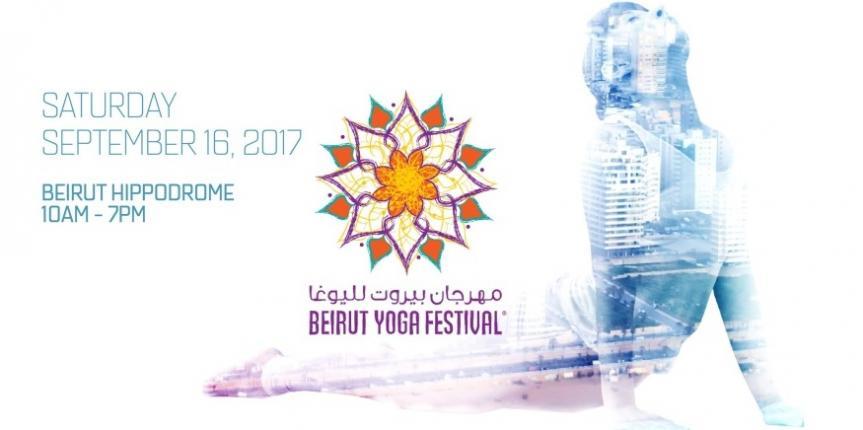 Beirut Yoga Festival 16th September