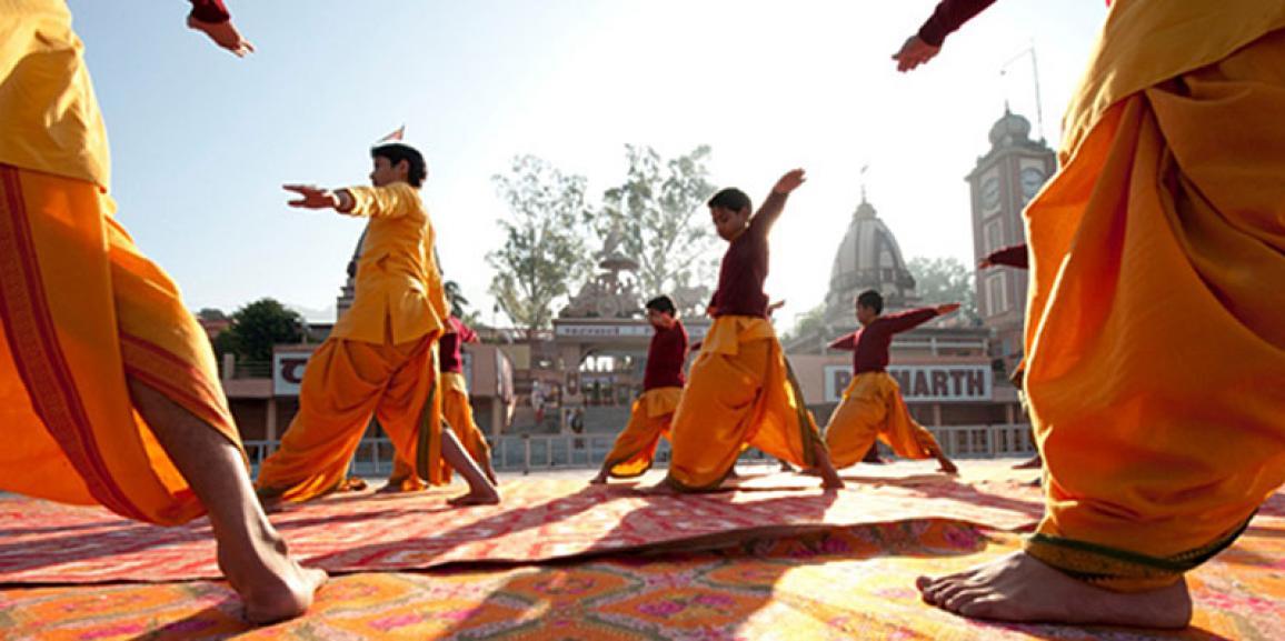 YOGA becomes Unesco's list of intangible world heritage
