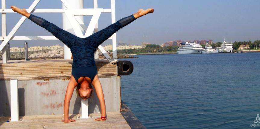 From Beginner To Handstand: Taking Your Weekly Yoga Practice Into Advanced