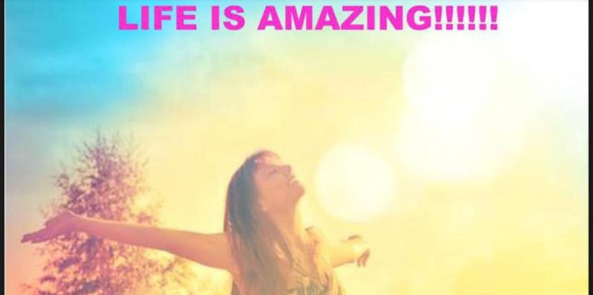 FREE Meditation – Life is Amazing